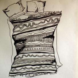 Line Bed